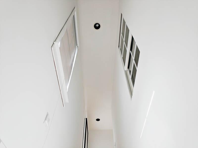 Stairway of TheStore Raleigh, North Carolina